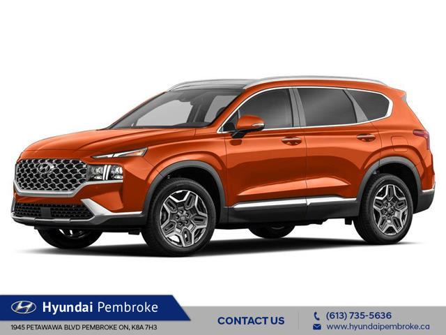 2021 Hyundai Santa Fe HEV Luxury (Stk: 21453) in Pembroke - Image 1 of 2