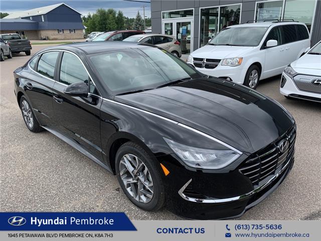 2021 Hyundai Sonata Preferred (Stk: 21350) in Pembroke - Image 1 of 14