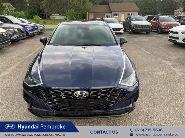 2021 Hyundai Sonata Luxury (Stk: 21473) in Pembroke - Image 1 of 13