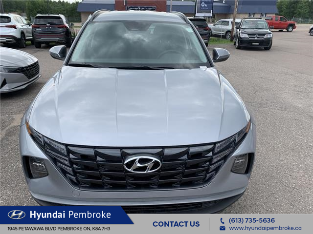 2022 Hyundai Tucson Preferred (Stk: 22023) in Pembroke - Image 1 of 12