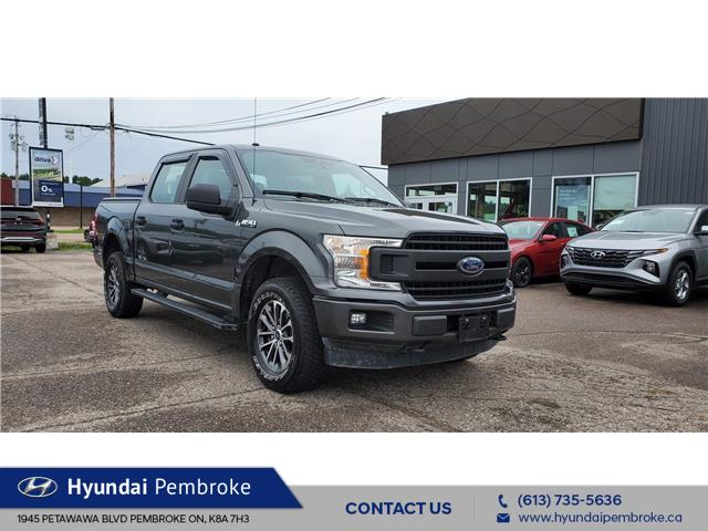 2019 Ford F-150 XL (Stk: 21348A) in Pembroke - Image 1 of 24
