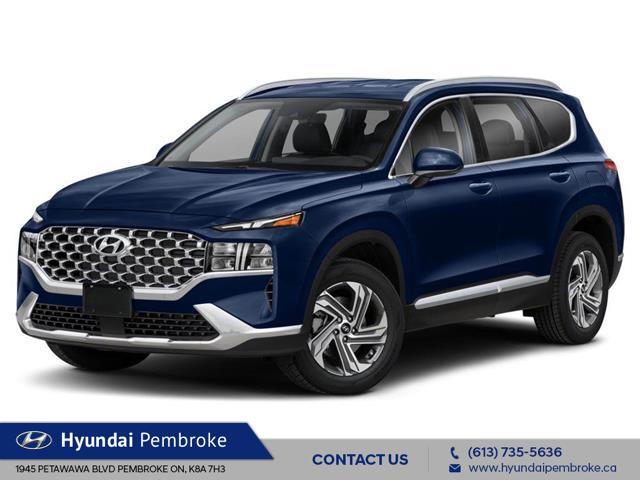 2021 Hyundai Santa Fe Preferred (Stk: 21480) in Pembroke - Image 1 of 9