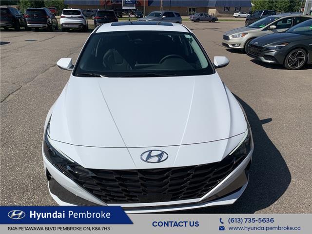 2021 Hyundai Elantra Ultimate (Stk: 21463) in Pembroke - Image 1 of 12
