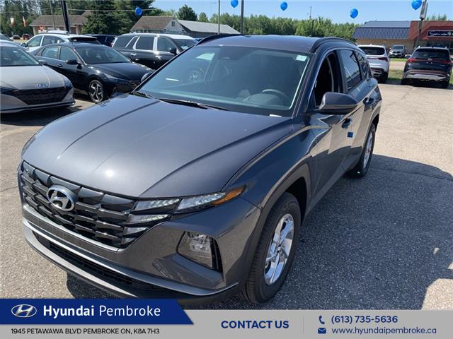 2022 Hyundai Tucson Preferred (Stk: 22026) in Pembroke - Image 1 of 8