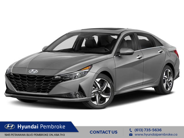 2021 Hyundai Elantra ESSENTIAL (Stk: 21484) in Pembroke - Image 1 of 9