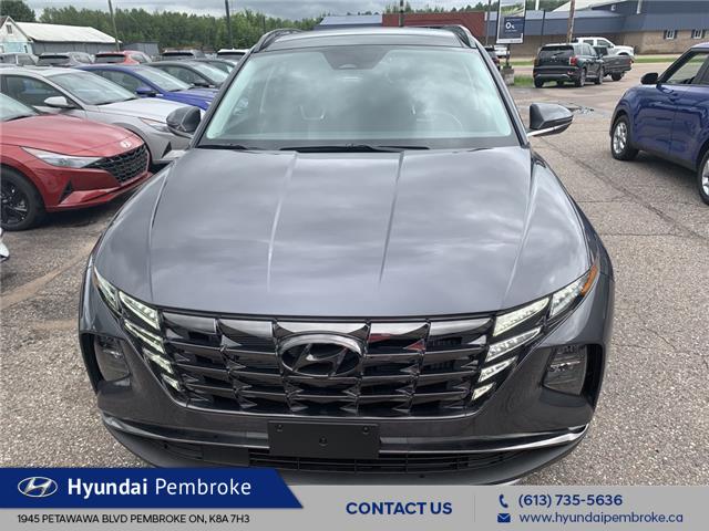 2022 Hyundai Tucson Hybrid Luxury (Stk: 22040) in Pembroke - Image 1 of 12