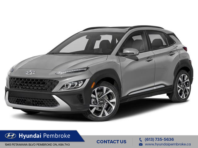 2022 Hyundai Kona 2.0L Preferred Sun & Leather Package (Stk: 22053) in Pembroke - Image 1 of 9