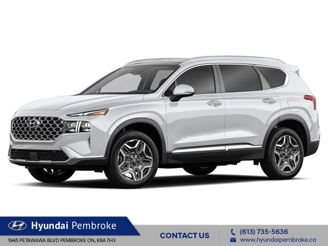 2021 Hyundai Santa Fe HEV Preferred w/Trend Package (Stk: 21497) in Pembroke - Image 1 of 2