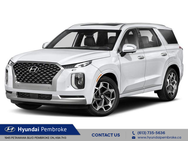 2022 Hyundai Palisade Ultimate Calligraphy (Stk: 22102) in Pembroke - Image 1 of 9