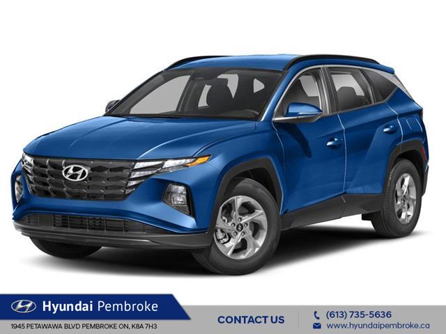 2022 Hyundai Tucson Preferred (Stk: 22108) in Pembroke - Image 1 of 8