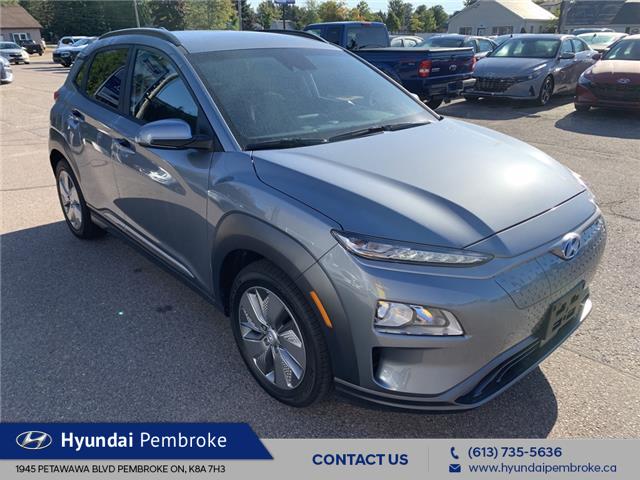 2021 Hyundai Kona EV Preferred (Stk: 21094) in Pembroke - Image 1 of 24