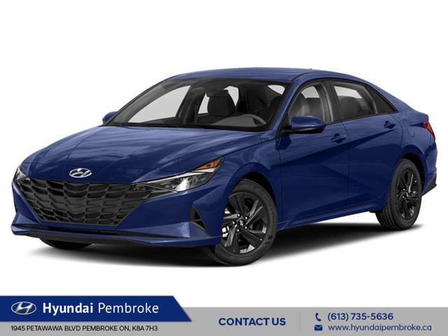 2022 Hyundai Elantra Preferred (Stk: 22114) in Pembroke - Image 1 of 9