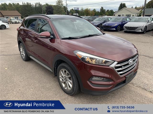 2018 Hyundai Tucson SE 2.0L (Stk: 22105A) in Pembroke - Image 1 of 12