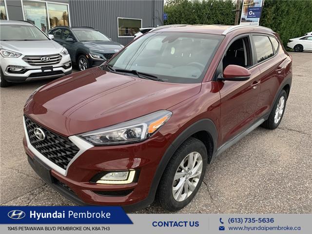 2019 Hyundai Tucson Preferred (Stk: 22079A) in Pembroke - Image 1 of 11