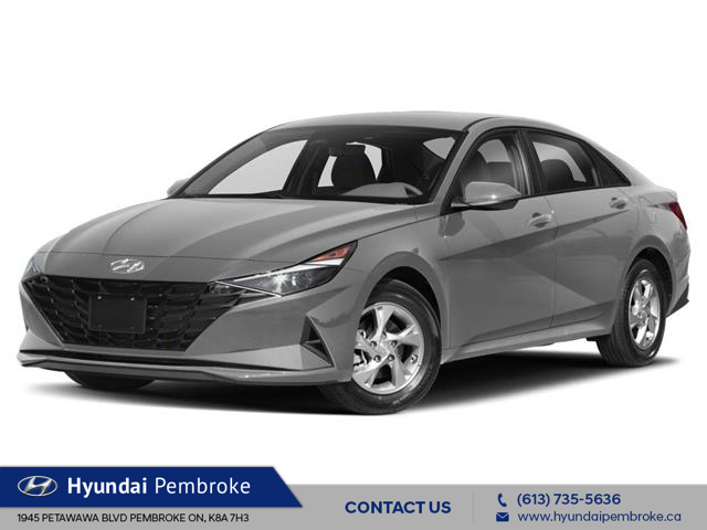 2022 Hyundai Elantra ESSENTIAL (Stk: 22120) in Pembroke - Image 1 of 9