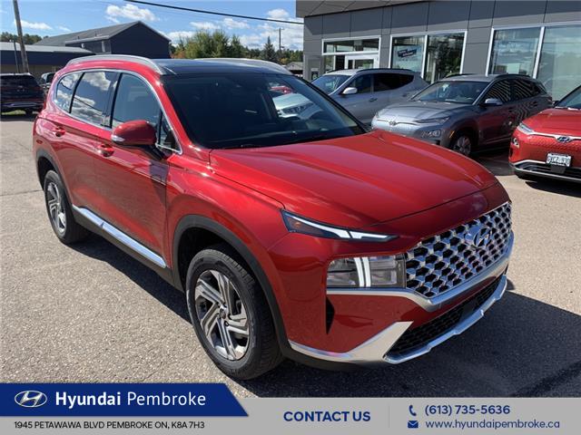 2022 Hyundai Santa Fe Preferred w/Trend Package (Stk: 22117) in Pembroke - Image 1 of 15