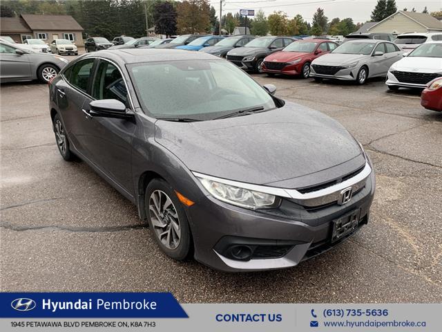 2018 Honda Civic EX (Stk: 22104A) in Pembroke - Image 1 of 13