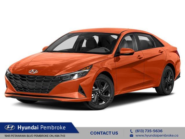 2022 Hyundai Elantra Preferred (Stk: 22138) in Pembroke - Image 1 of 9