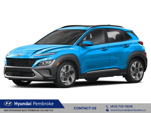 2022 Hyundai Kona 2.0L Essential (Stk: 22151) in Pembroke - Image 1 of 3