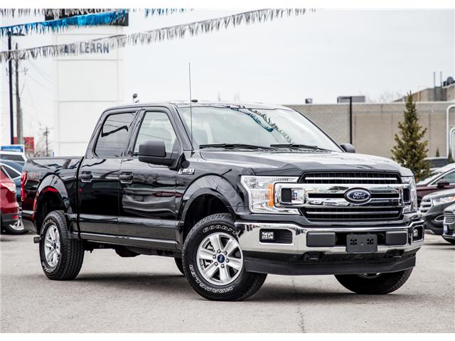 2018 Ford F-150 XLT (Stk: EL593) in St. Catharines - Image 1 of 27