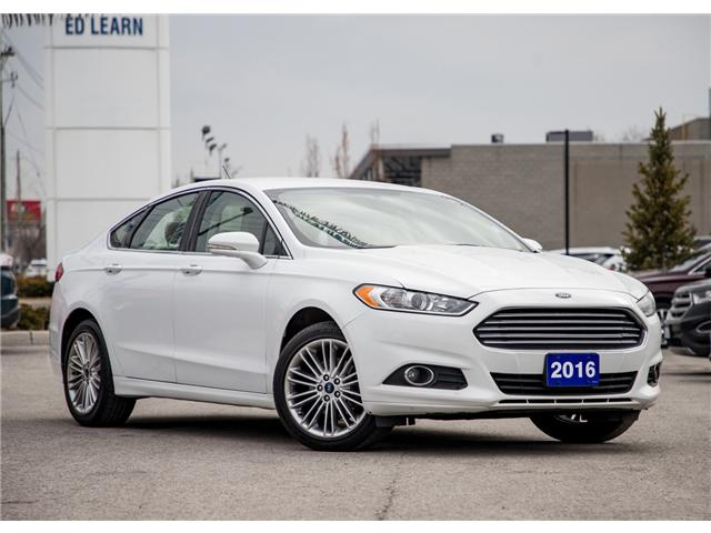 2016 Ford Fusion SE (Stk: 18FU1454T) in St. Catharines - Image 1 of 25