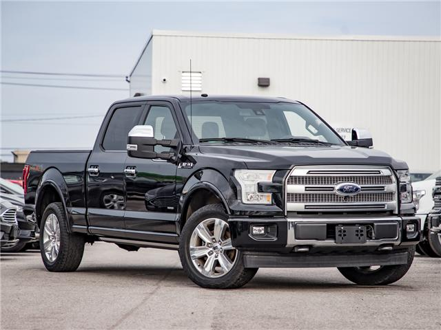 2017 Ford F-150 Platinum (Stk: 19EX395T) in St. Catharines - Image 1 of 28