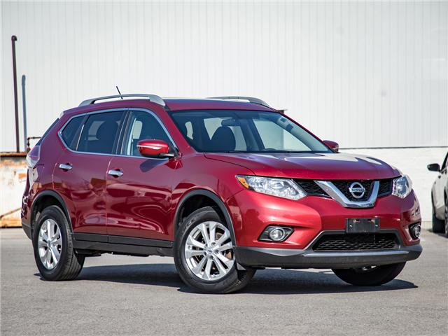 2015 Nissan Rogue SV (Stk: 802697T) in St. Catharines - Image 1 of 26