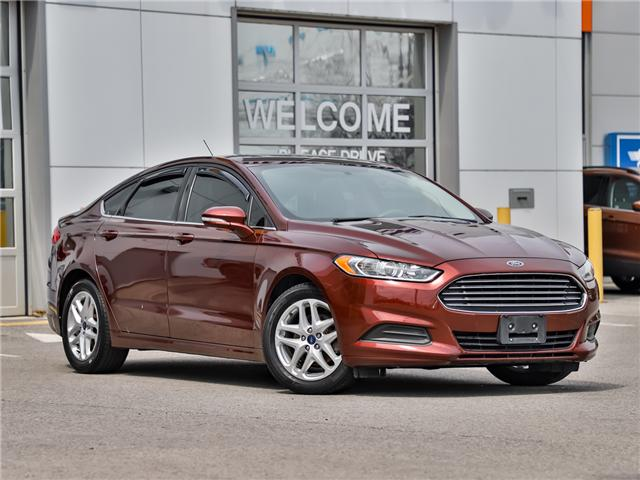 2015 Ford Fusion SE (Stk: 18ES995T) in St. Catharines - Image 1 of 21
