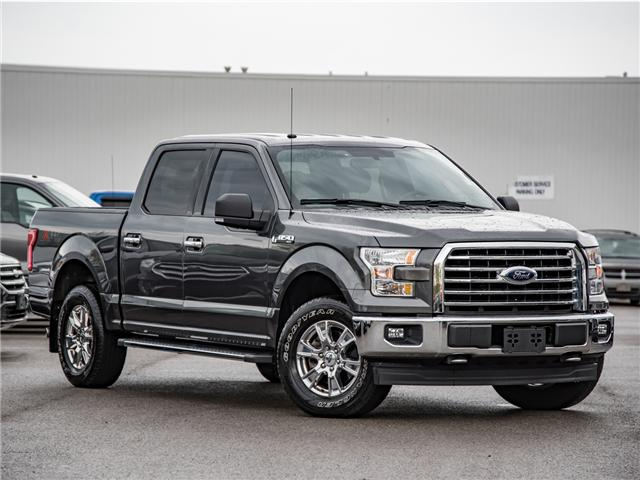 2017 Ford F-150 XLT (Stk: 19F1208T) in St. Catharines - Image 1 of 23