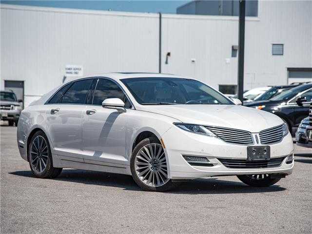 2013 Lincoln MKZ Hybrid Base (Stk: 19ES430T1) in St. Catharines - Image 1 of 22