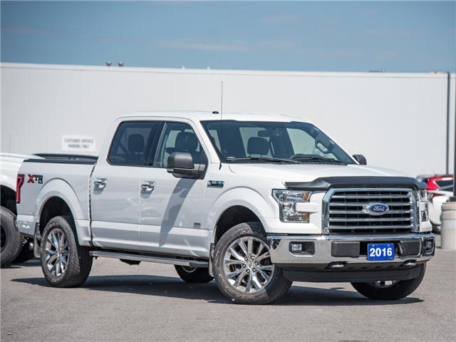 2016 Ford F-150 XLT (Stk: 19F1686T) in St. Catharines - Image 1 of 21