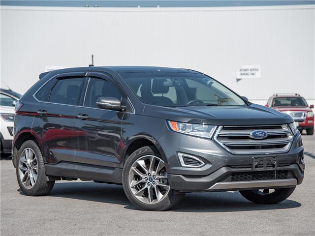 2016 Ford Edge Titanium (Stk: 19ES434T1) in St. Catharines - Image 1 of 24