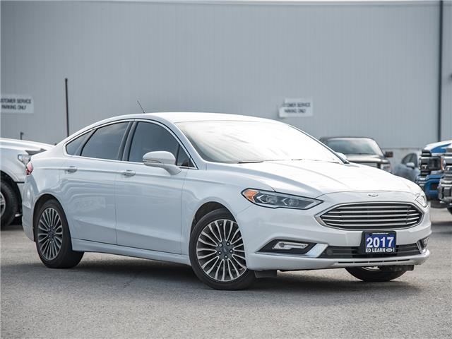 2017 Ford Fusion SE (Stk: 802713) in St. Catharines - Image 1 of 21