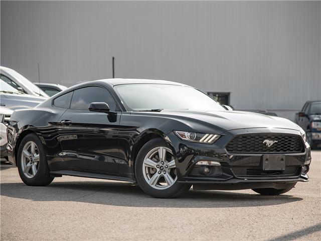 2017 Ford Mustang V6 (Stk: 19MU776T) in St. Catharines - Image 1 of 19