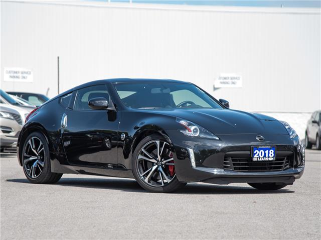 2018 Nissan 370Z Touring Sport (Stk: 19MU806T1) in St. Catharines - Image 1 of 23