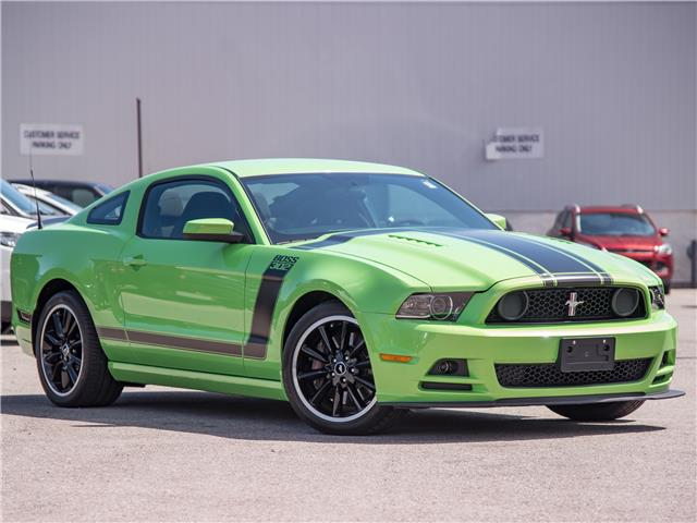 2013 Ford Mustang Boss 302 (Stk: 19NV584T) in St. Catharines - Image 1 of 24