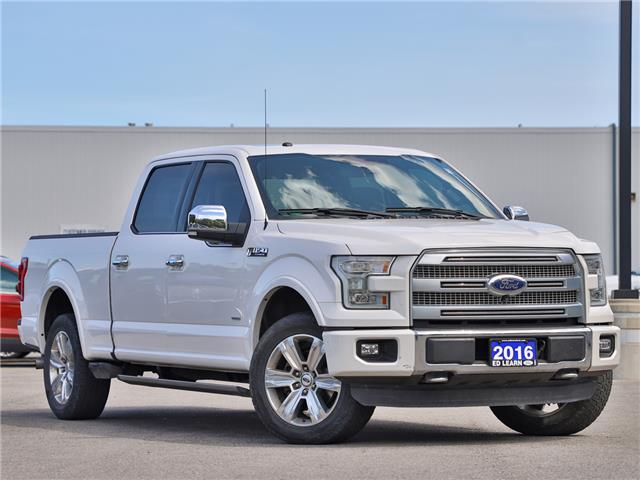 2016 Ford F-150 Platinum (Stk: 19F2531T) in St. Catharines - Image 1 of 25