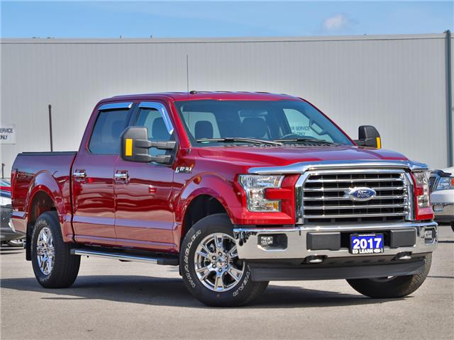 2017 Ford F-150 XLT (Stk: 19F1156T1) in St. Catharines - Image 1 of 22
