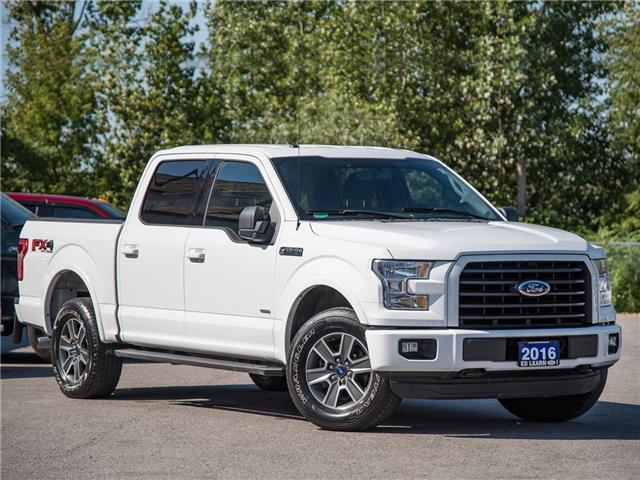 2016 Ford F-150 XLT (Stk: 602786) in St. Catharines - Image 1 of 21