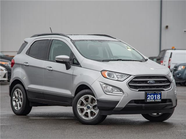 2018 Ford EcoSport SE (Stk: 602812) in St. Catharines - Image 1 of 22