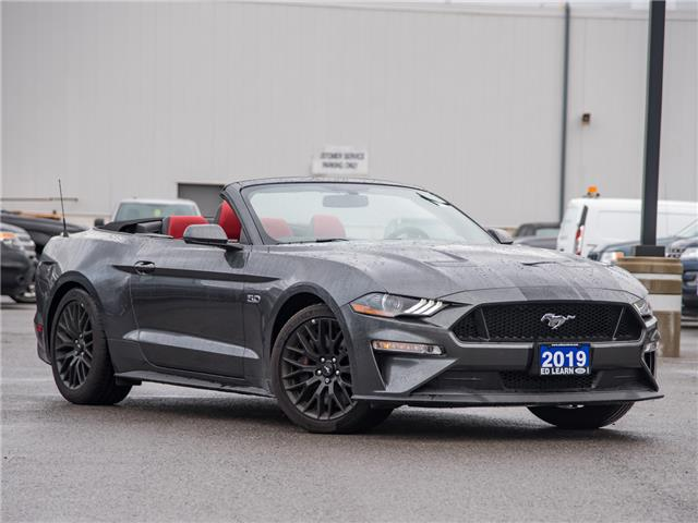 2019 Ford Mustang GT Premium (Stk: 802778) in St. Catharines - Image 1 of 21
