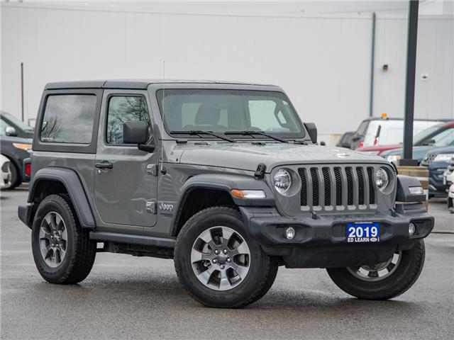 2019 Jeep Wrangler Sport (Stk: 802783) in St. Catharines - Image 1 of 22