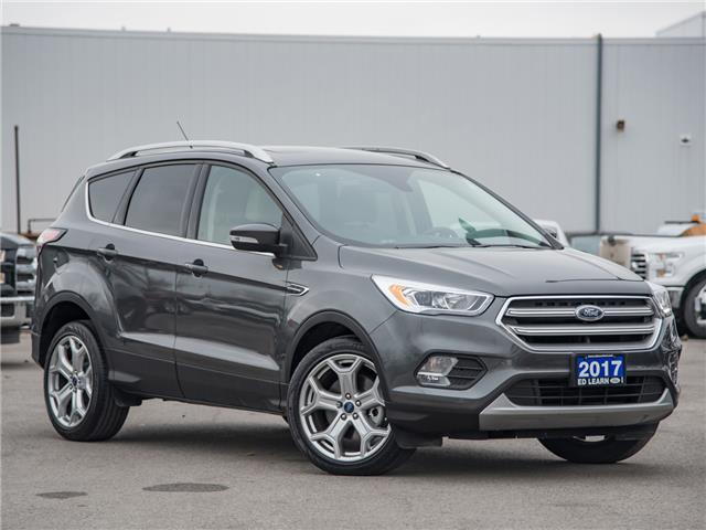 2017 Ford Escape Titanium (Stk: 602823) in St. Catharines - Image 1 of 24