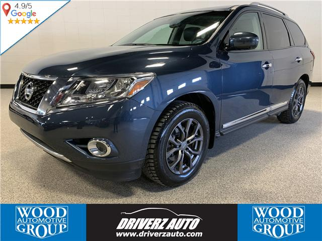 2014 Nissan Pathfinder Platinum (Stk: B12049) in Calgary - Image 1 of 23