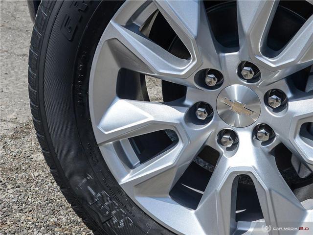 2019 Chevrolet Silverado 1500 Silverado Custom (Stk: 145738) in London - Image 6 of 28