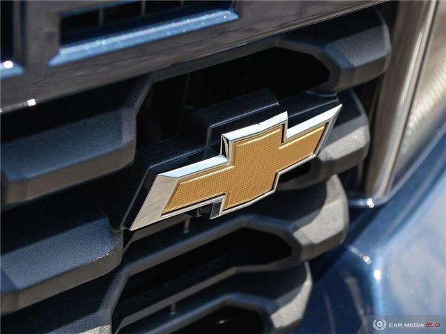 2019 Chevrolet Silverado 1500 Silverado Custom (Stk: 145738) in London - Image 9 of 28