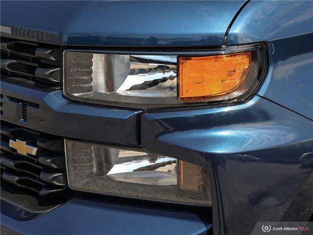2019 Chevrolet Silverado 1500 Silverado Custom (Stk: 145738) in London - Image 10 of 28