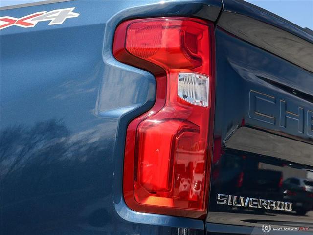2019 Chevrolet Silverado 1500 Silverado Custom (Stk: 145738) in London - Image 12 of 28