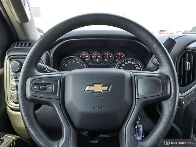 2019 Chevrolet Silverado 1500 Silverado Custom (Stk: 145738) in London - Image 14 of 28