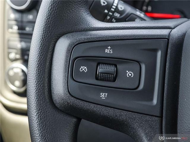 2019 Chevrolet Silverado 1500 Silverado Custom (Stk: 145738) in London - Image 18 of 28